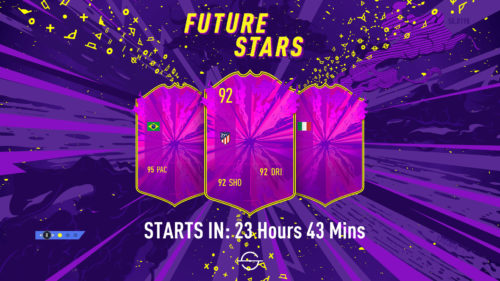 """future-stars-loading-screen """"srcset ="""" https://dlprivateserver.com/wp-content/uploads/2020/02/1580511410_778_FIFA-20-Future-Stars-jugadores-insinuados-en-la-pista-de.jpg 500w, https: // realsport101. com / wp-content / uploads / 2020/01 / future-stars-loading-screen-1-300x169.jpg 300w, https://realsport101.com/wp-content/uploads/2020/01/future-stars-loading -screen-1-768x432.jpg 768w, https://realsport101.com/wp-content/uploads/2020/01/future-stars-loading-screen-1-1536x864.jpg 1536w, https://realsport101.com /wp-content/uploads/2020/01/future-stars-loading-screen-1-360x203.jpg 360w, https://realsport101.com/wp-content/uploads/2020/01/future-stars-loading- screen-1-545x307.jpg 545w, https://realsport101.com/wp-content/uploads/2020/01/future-stars-loading-screen-1-1600x900.jpg 1600w, https://realsport101.com/ wp-content / uploads / 2020/01 / future-stars-loading-screen-1.jpg 1920w """"tamaños ="""" (ancho máximo: 500px) 100vw, 500px """"> FECHA LÍMITE: ¿Quién crees que son estos tres jugadores?   <p>Estas tres cartas te dan una fuerte indicación de quién llegará como una de las futuras estrellas de FIFA 20.</p> <h2>Joao Felix</h2> <p> <img src="""