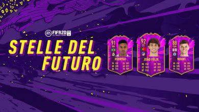 FIFA 20: Future Stars - anunciado el equipo Future of the Stars