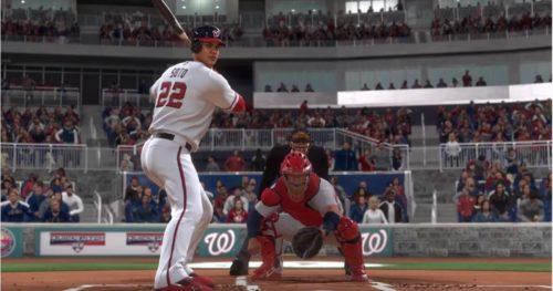 Juan Soto en MLB The Show 20