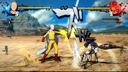 One Punch man (3)