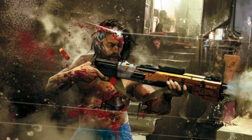 Una muerte sangrienta en Cyberpunk 2077