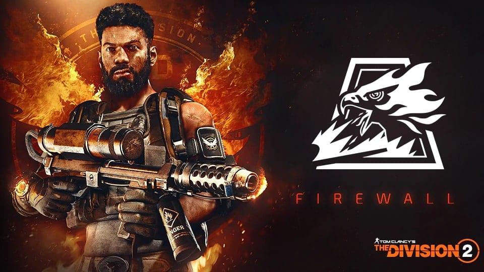División 2, especialización de firewall, episodio 3 DLC