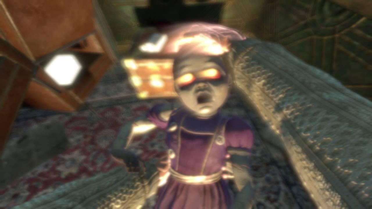BioShock, salva a las hermanitas