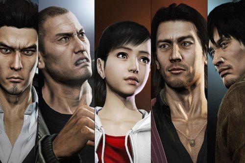 personajes de yakuza-5-remasterizados