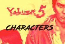 Photo of Personajes remasterizados de Yakuza 5: personajes jugables, jugabilidad, fecha de lanzamiento y más