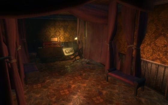 Ataúd Bioshock Twilight Fields Ataúd