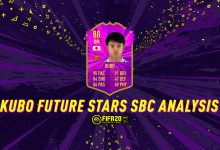 Photo of FIFA 20 Ultimate Team Takefusa Kubo Future Star SBC: requisitos, costos y análisis