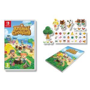 Un libro de pegatinas de Animal Crossing viene con este acuerdo de pre-pedido