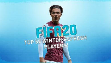 Photo of * BREAKING * FIFA 20 Winter Refresh: Top 50 Upgrades CONFIRMADO – Haland, Grealish, Mount y más