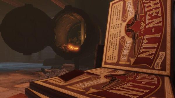 BioShock Infinite Vox Code Book 2
