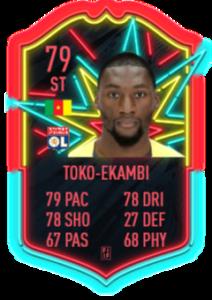 Toko Ekambi OTW
