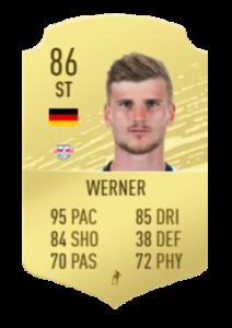 Werner invierno refrescar fut