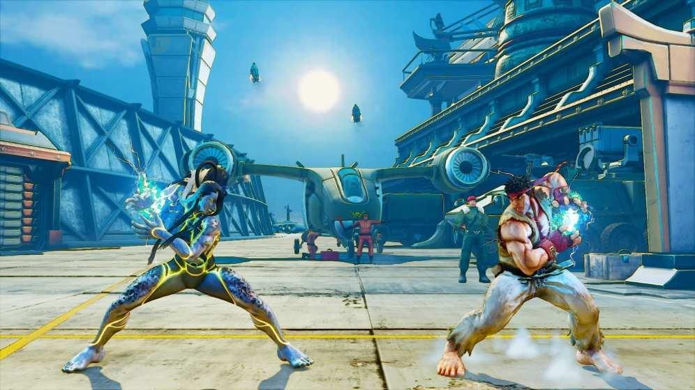 Street Fighter V Champion Edition (1)