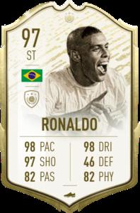 Ronaldo Prime Icon momentos