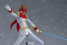 Photo of Persona 5 Getting Handsome Goro Akechi Crow figma Figura de acción