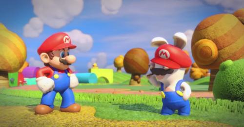Mario Rabbids Battle Kingdom cambiar ofertas