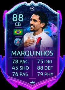 Marquinhos rttf fut fifa 20