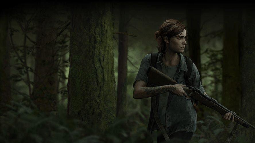 Ellie, ahora de 19 años, en The Last of Us Part II