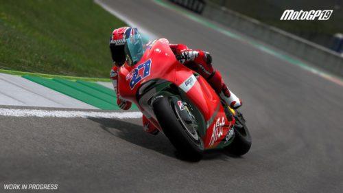 MotoGP 19 histórico