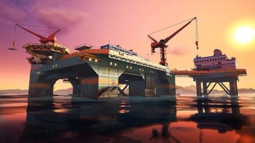 Plataforma petrolera 2