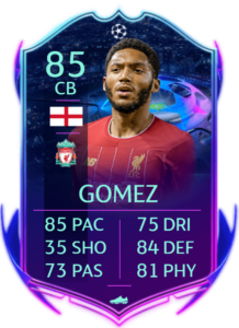 Gomez rttf fut fifa 20