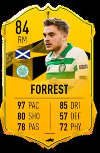 Forrest rttf fut fifa 20