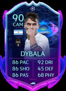 Dybala rttf fut fifa 20