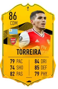 Torreira rttf fut fifa 20