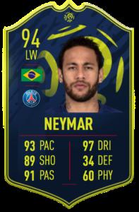 Neymar potm fifa 20 de enero