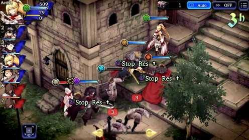 Guerra de las visiones Final Fantasy Brave Exvius (7)