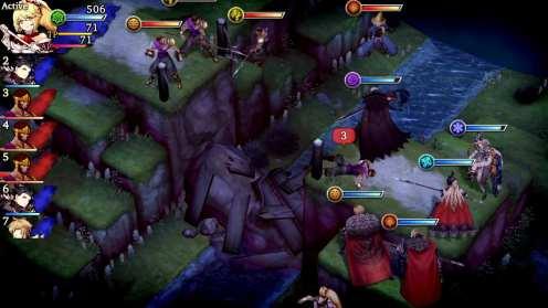 Guerra de las visiones Final Fantasy Brave Exvius (11)