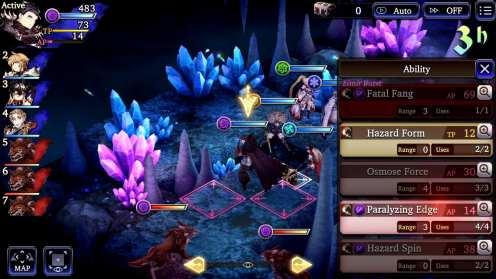 Guerra de las visiones Final Fantasy Brave Exvius (8)