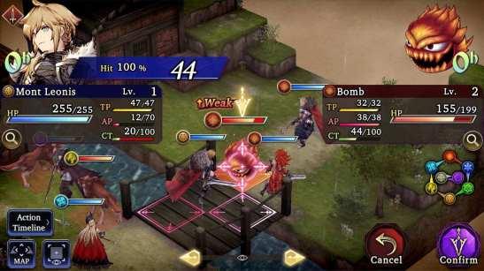 Guerra de las visiones Final Fantasy Brave Exvius (3)