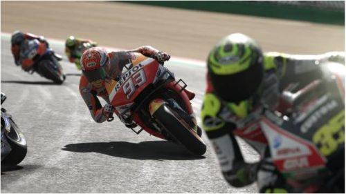 MotoGP 20 Marc Márquez