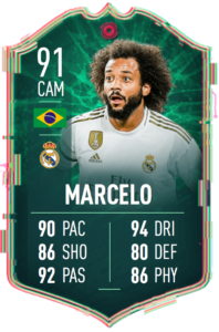 Marcelo cambiaformas fifa 20