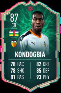Kondogbia cambiaformas fifa 20