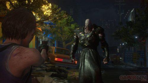 Nemesis Resident Evil 1