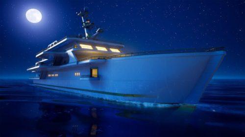 Yacht Fortnite Ubicación