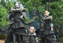 Photo of Final Fantasy XIV va a hacer que Square Enix gane mucho dinero hoy con el nuevo vestido DLC de Y'shtola