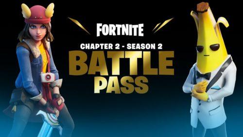 Pase de batalla de la temporada 2
