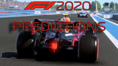 Photo of Modo Carrera F1 2020: predicciones de rendimiento del equipo