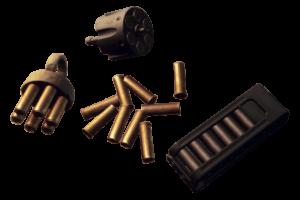 Metro de munición Magnum 2033