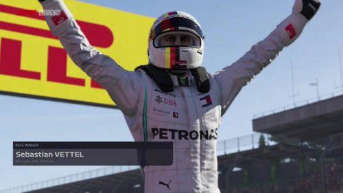Sebastian Vettel gana para Mercedes en F1 2019
