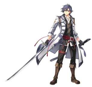 Leyenda de los héroes Hajimari No Kiseki (4)