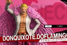 Photo of Los nuevos trailers de One Piece Pirate Warriors 4 muestran a Donquixote Doflamingo y Issho en acción