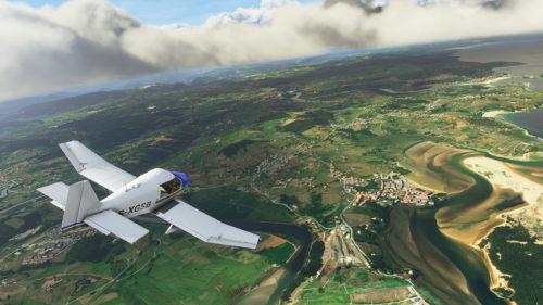 Microsoft Flight Simulator Image ultra realismo