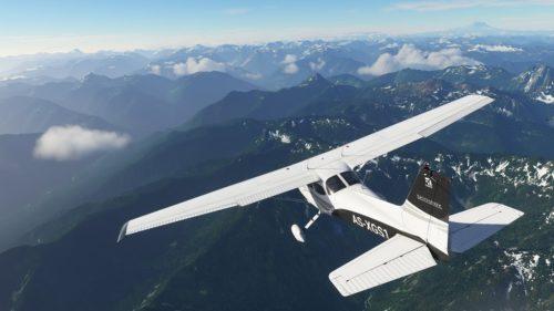 Imagen de Microsoft Flight Simulator