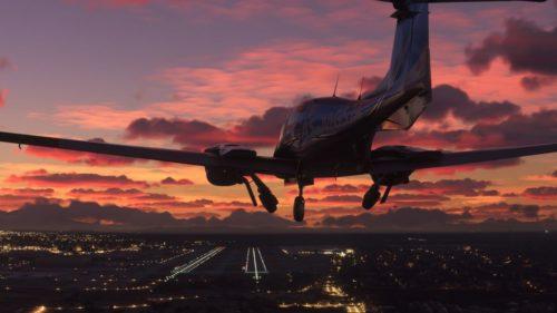 fecha de lanzamiento de microsoft simulador de vuelo