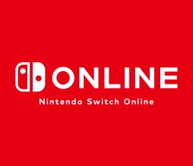 Logotipo de Nintendo Switch Online
