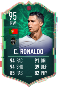 FIFA 20 Cambiaformas 2 C Ronaldo